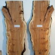 wildwood yew bookmatched set