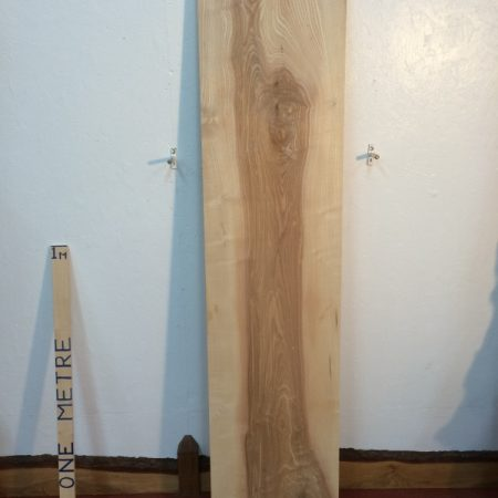 OLIVE ASH 4.2cm thick - tree number 1241 PAR Planed All Round Square Edge Kiln Dried Seasoned Hardwood Timber Board