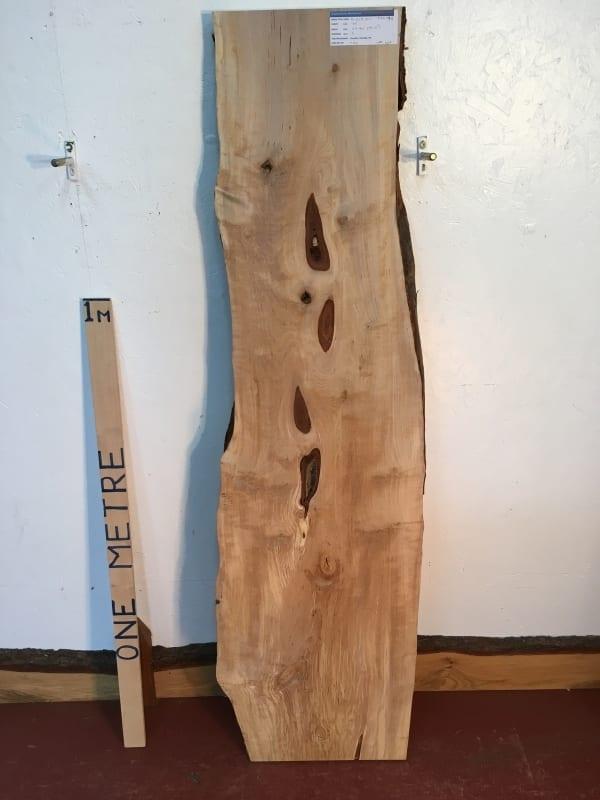 BIRCH Natural Waney Live Edge Slab Wood Board 1577-7A