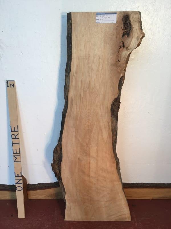 MAPLE Natural Waney Live Edge Slab Wood Board 1575B-10
