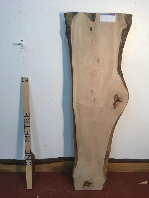 MAPLE Natural Waney Live Edge Slab Wood Board 1572-11A