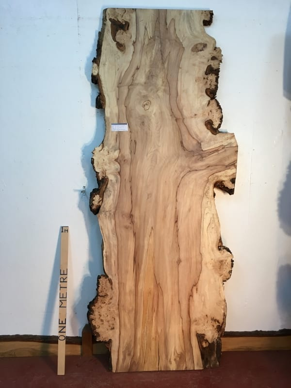 BURRY HORSE CHESTNUT Natural Waney Live Edge Slab Wood Board 1390B-9