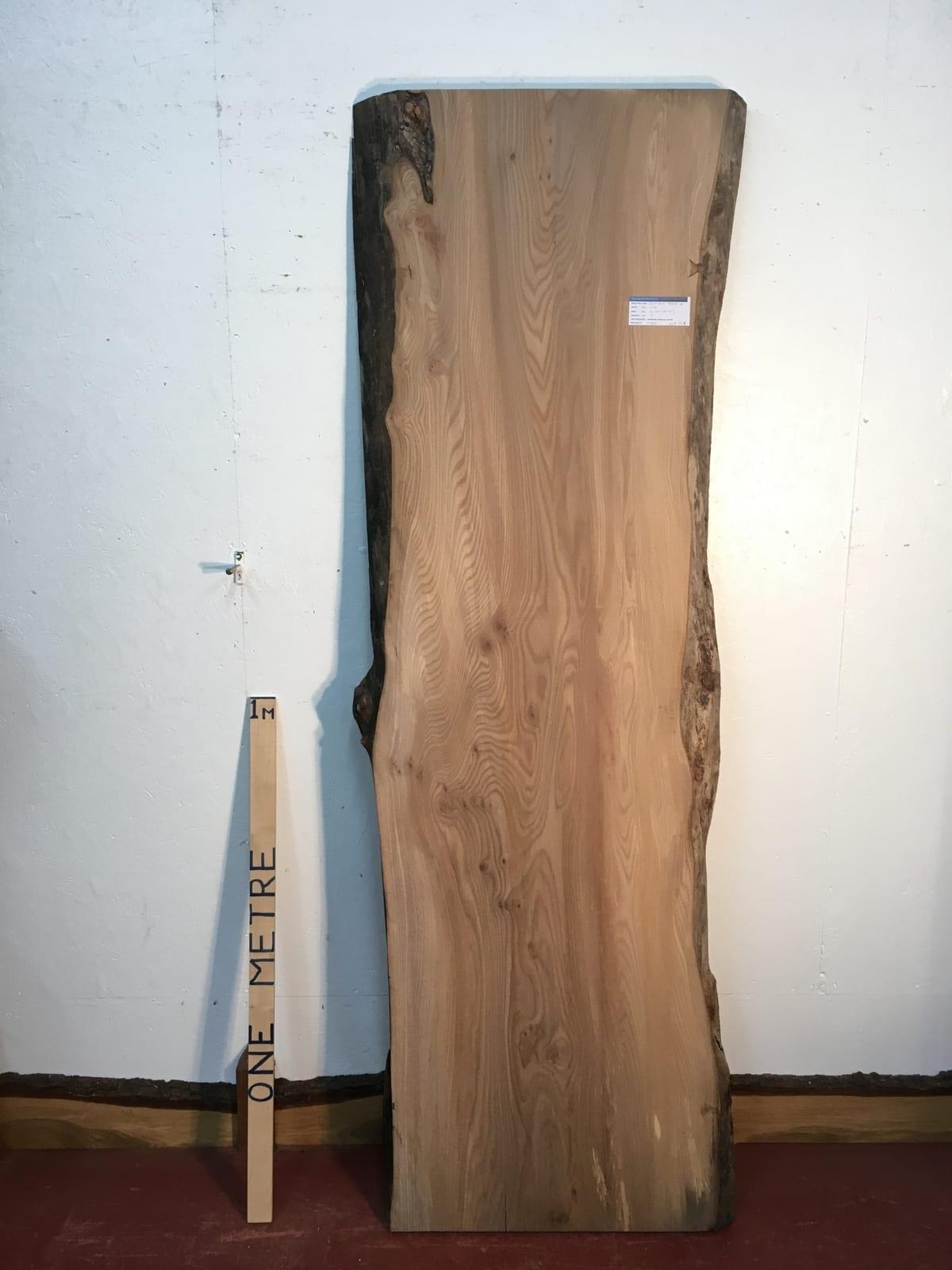 ELM Natural Waney Live Edge Slab Wood Board 1332A-8