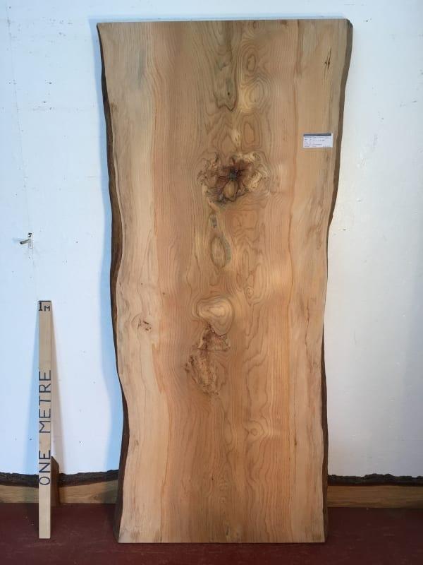 CEDAR OF LEBANON Natural Waney Live Edge Slab Wood Board 1393A-9