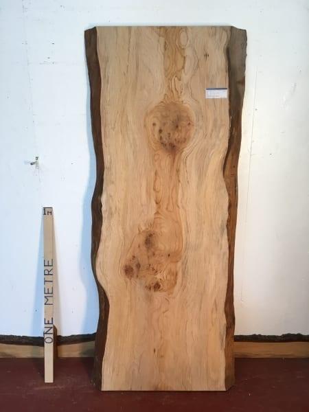 CEDAR OF LEBANON Natural Waney Live Edge Slab Wood Board 1393A-10