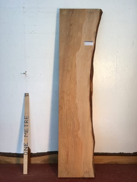CEDAR OF LEBANON Single Waney Natural Live Edge Slab Board 1393A-2