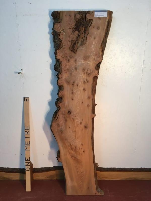 ELM Natural Waney Live Edge Slab Wood Board 1477B-3