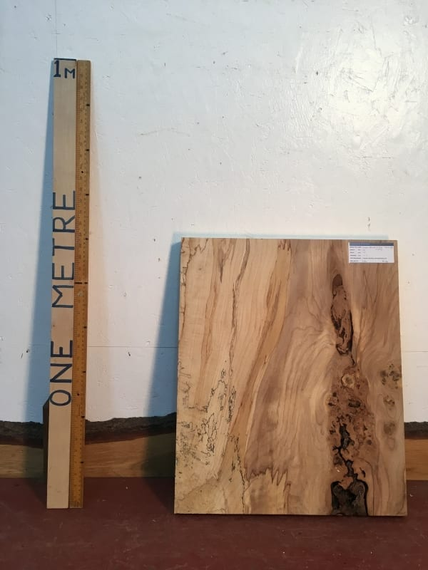 BURRY HORSE CHESTNUT PAR Planed All Round Square Edge Board 1390A-5B