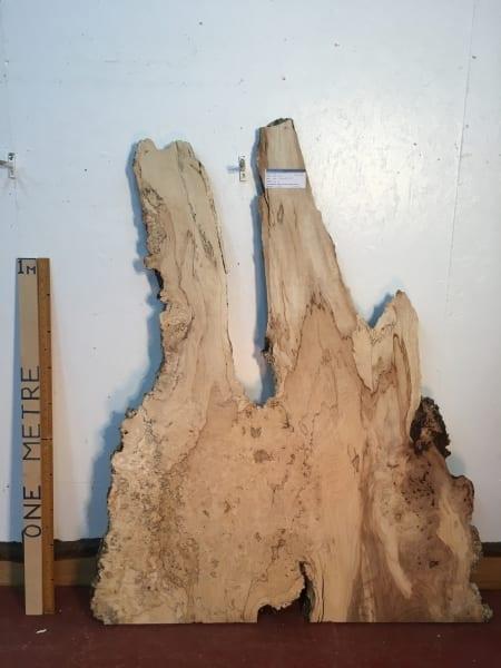 BURRY HORSE CHESTNUT Natural Waney Live Edge Slab Wood Board 1390A-18A