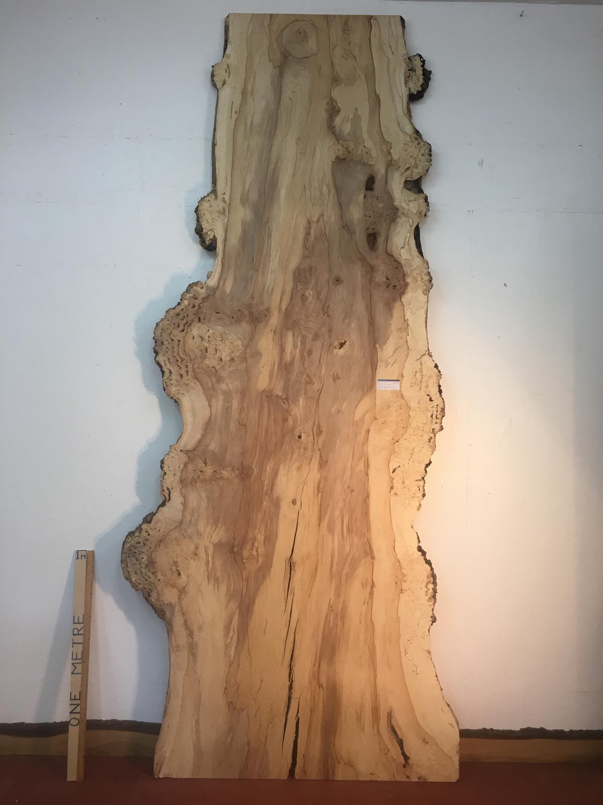 BURRY HORSE CHESTNUT Natural Waney Live Edge Slab Wood Board 1390A-8