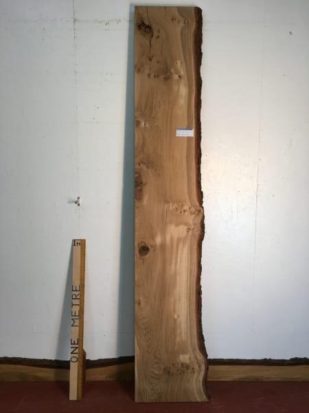 OAK Single Waney Natural Live Edge Board 1245C-3