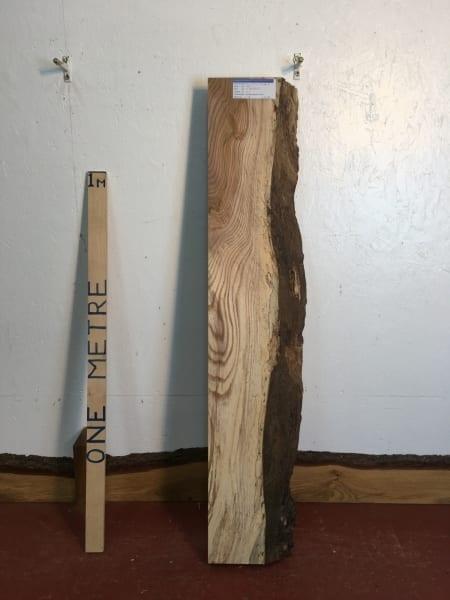 ELM Single Waney Natural Live Edge Board 1370-1A