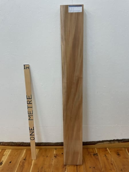 ELM PAR Planed All Round Square Edge Board 1546A-5BL Thickness 6.5cm Kiln Dried Planed & Thicknessed Seasoned Hardwood